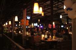 The Good View has now become one of the most influencial bar & restaurant in Chiang Mai