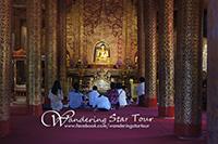 Viharn Luang at Wat Phra Singh Worawihan