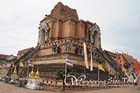 Wat Chedi Luang Temple