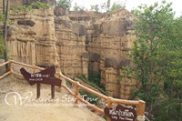 Pha Chor Grand Canyon of Chiang Mai