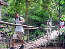 One Day Trekking to Maewang Area (South of Chiang Mai)